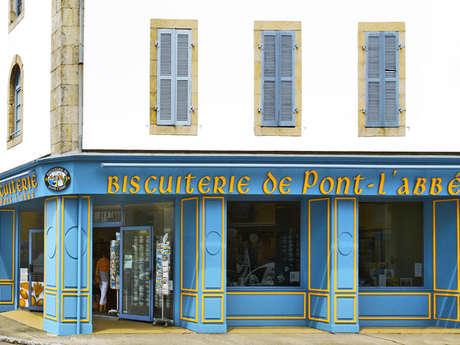 Biscuiterie de Pont-l'Abbé