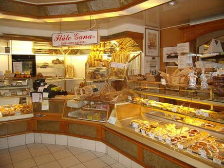 Boulangerie Huiban