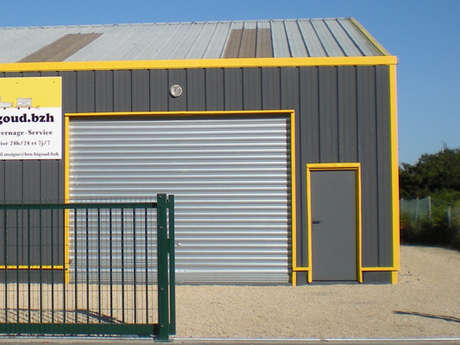 Location de Boxes - Hivernage : Box-Bigoud