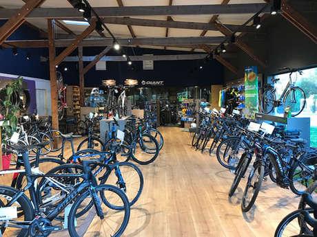 Cycles Manu Scotet - Giant Experience Center