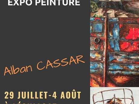 Exposition de peinture - Alban Cassar