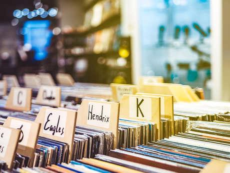 Salon - Salon du disque et de la BD