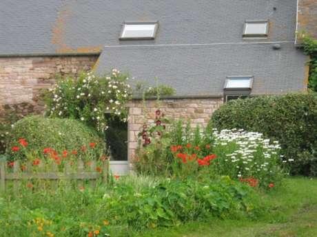 Gîte vue jardin et campagne