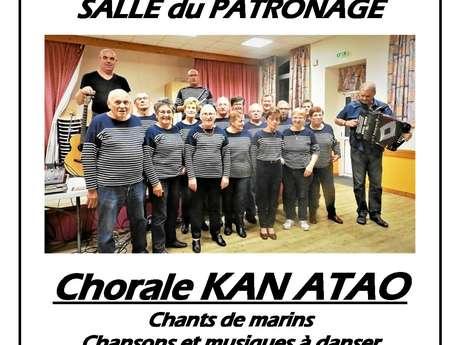 Concert et danses - Chorale Kan Atao