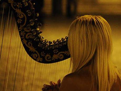 Concert de harpe et chant - Morgan Touzé