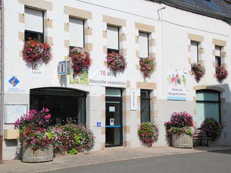 La maison de l'épagneul breton