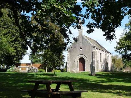 Chapelle Notre-Dame de Bonne Nouvelle
