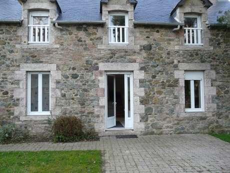 Maison bretonne village de la Couture à Erquy