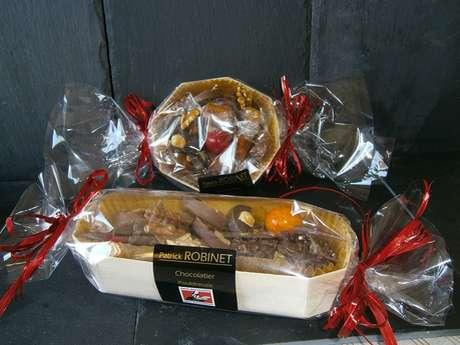 Dégustation de chocolats et gâteaux Robinet