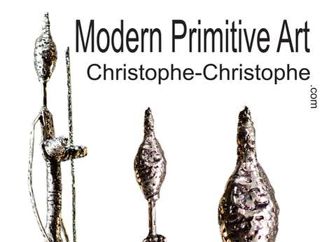 Exposition - Sculptures de Christophe-Christophe