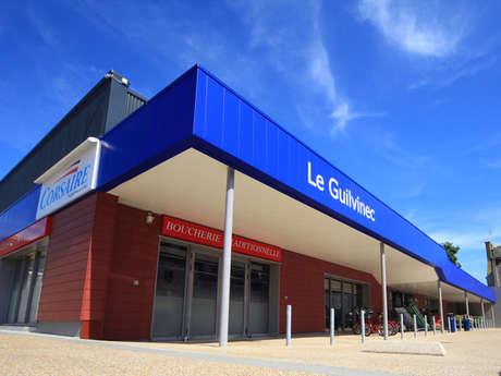Supermarché Corsaire