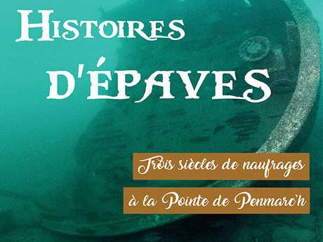 """Exposition """"Fortunes de Mer"""" Trois siècles de naufrages à la pointe de Penmarc'h"""