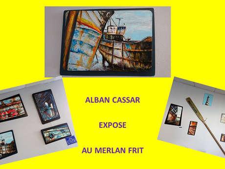 Expo de peinture - Alban Cassar