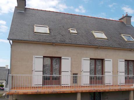 Maison individuelle à 3 appartements indépendants - 6 rue Sentes Notre Dame