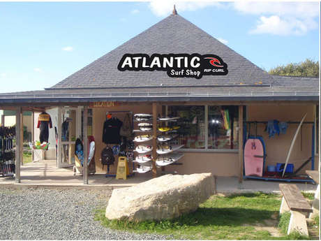 Atlantic surf shop