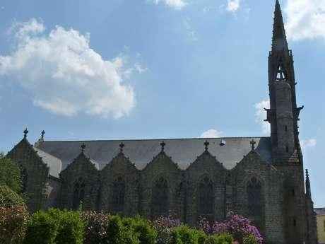 Eglise Saint Tudec