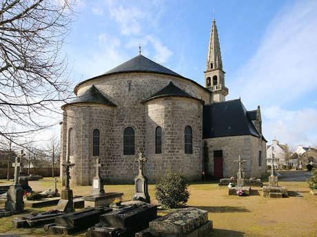 Visite guidée de l'église romane St-Tudy