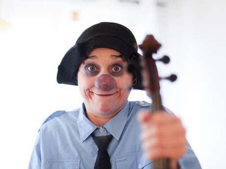 Humour Musique - Ze Big Grande Musique d'Emma La Clown, Cie La Vache Libre