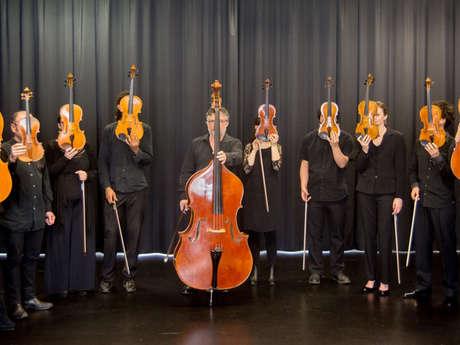 Concert  de l'Ensemble romantique de Bretagne