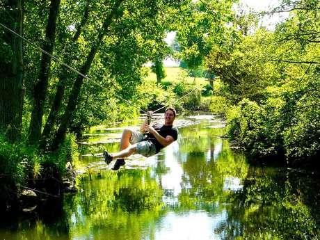 ANNULÉ - Parc Aventure Indian Forest - Journée des Loisirs