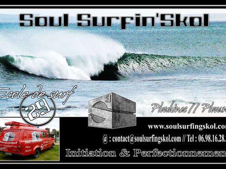 Ecole de Surf Soul Surfing Skol