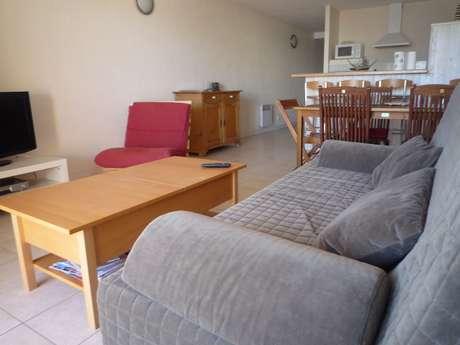 Appartement avec accès direct à la plage du Val-André