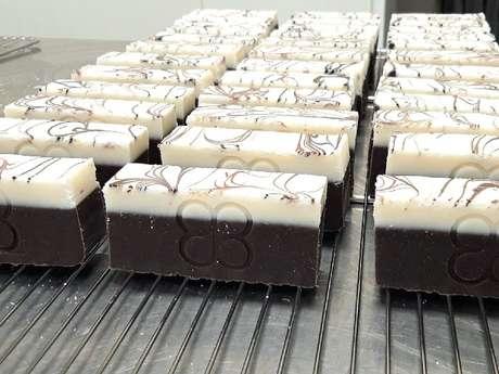 Présentation et confection  des produits de Gaelle Besse Savonnerie