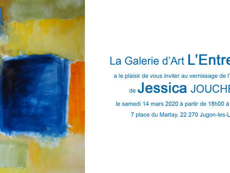 Exposition : Jessica Jouchet - SUSPENDUE jusqu'au 15 avril