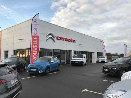 Garage Le Corre Citroën