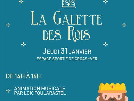 "Goûter ""Galette des Rois"""