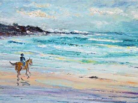 Exposition Michel Hamelin.