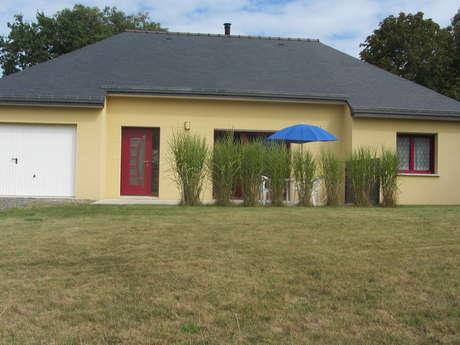 Maison avec jardin clos proche plage et station balnéaire