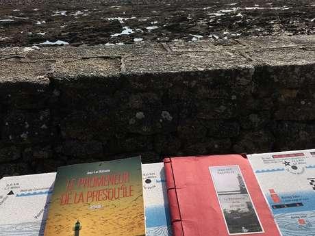 Balade littéraire autour du livre de Jean-Luc Nativelle