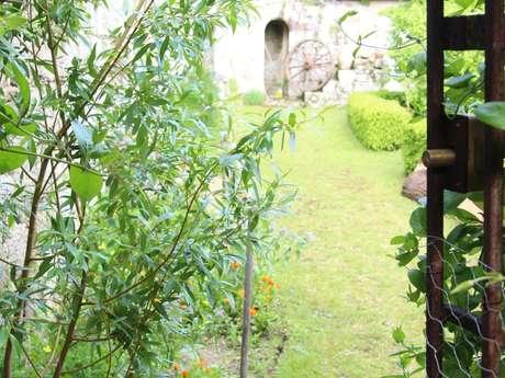 Visite du Jardin d'Hildegarde