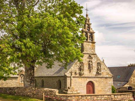 Visite guidée de la chapelle de Perros-Hamon