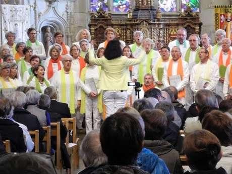 Concert du Choeur de l'Ile