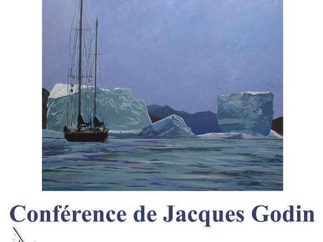 Conférence de Jacques Godin
