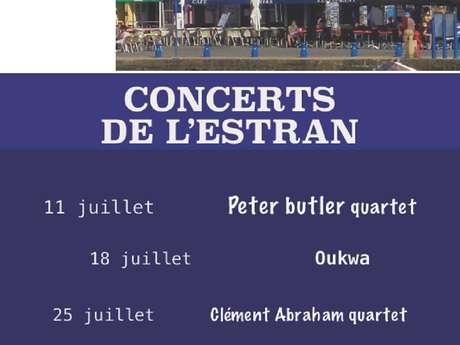 Concert Clément Abraham quartet