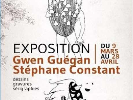 Exposition à la Galerie d'Art