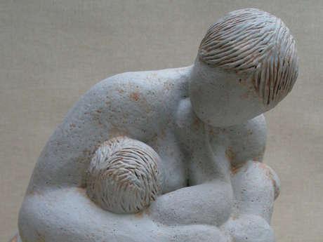 Jean Yves Jalaber, sculpture, céramique et peinture