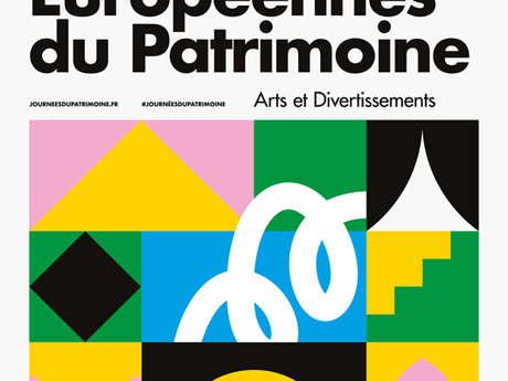 Journées européennes du Patrimoine - Temple des arts