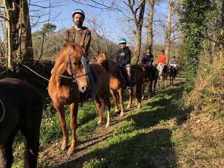 Centre équestre de Plogastel Kurun Equitation