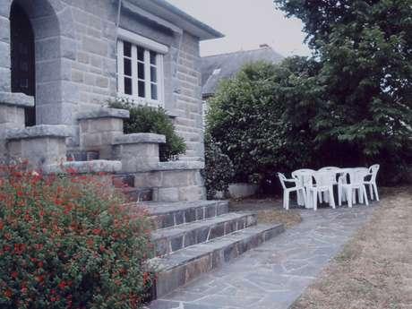 Maison avec jardin proche du centre d'Erquy