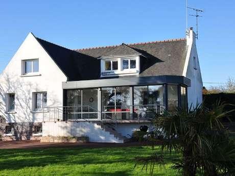 LE MERDY Yveline - Villa Gliz Noz
