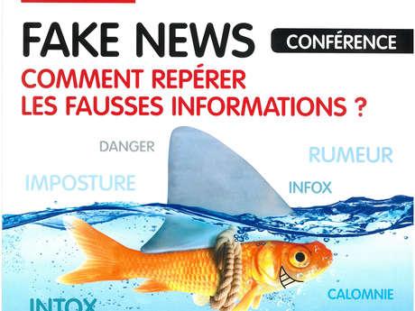 Conférence comment repérer les fausses informations ?
