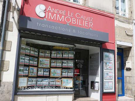 André Le Calvez Immobilier