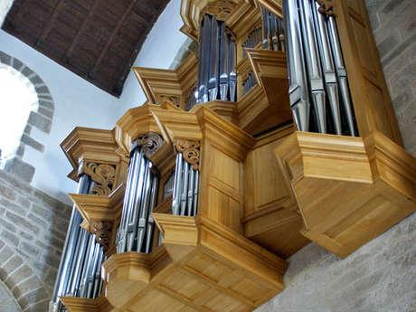 Concert - Classe d'orgue Conservatoire de Brest