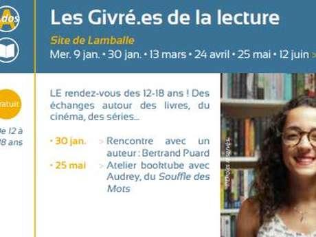 Les Givré.es de la lecture
