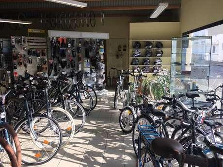 Location de vélos - Mécanique et Loisirs