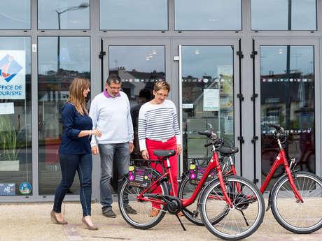 Location de vélos et vélos à assistance électrique